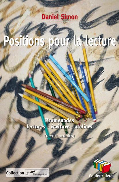 """Résultat de recherche d'images pour """"daniel simon positions pour la lecture couleur livres"""""""
